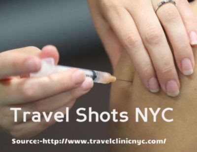 Travel Shot Clinic NYC
